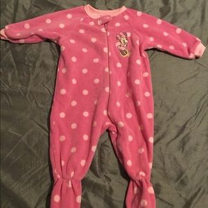 Disney Minnie Onesie Pajama